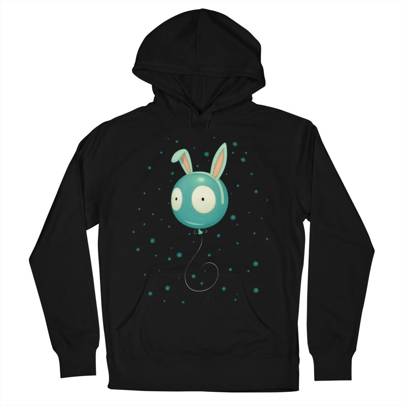 Bunny Wiggle Men's Pullover Hoody by Tara McPherson