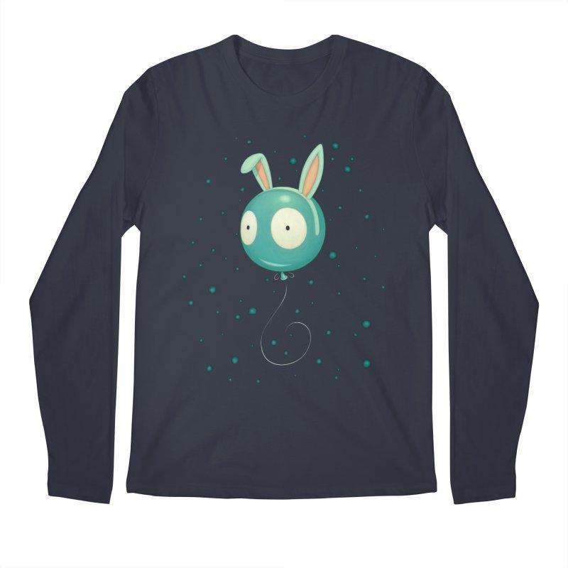 Bunny Wiggle Men's Longsleeve T-Shirt by Tara McPherson