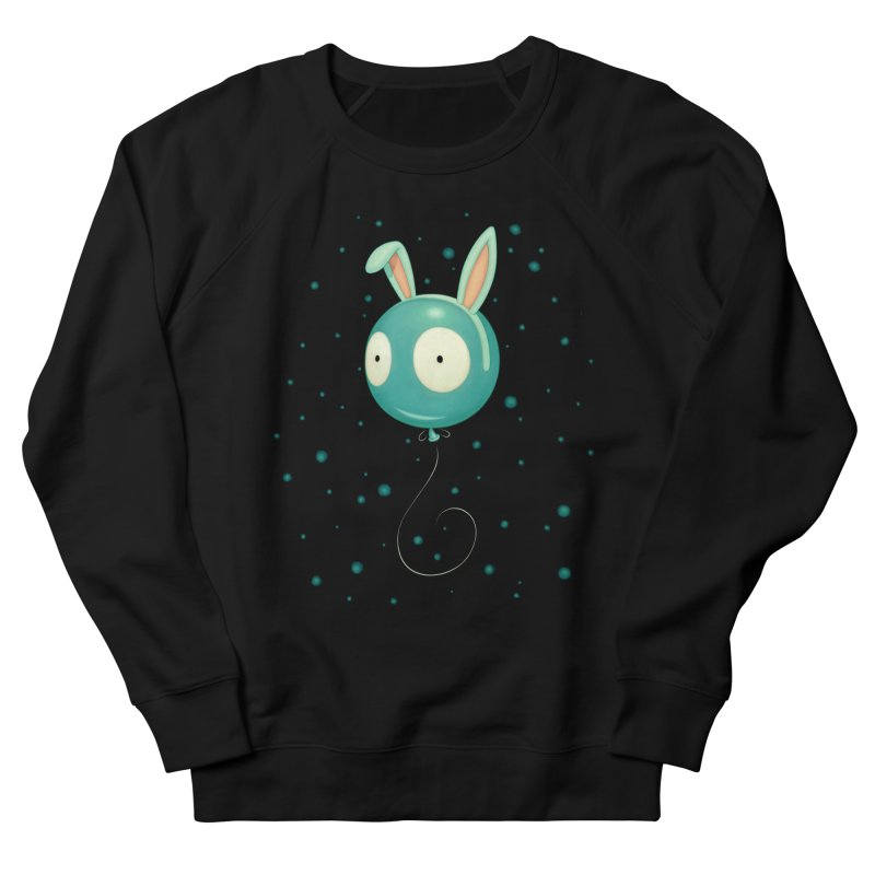 Bunny Wiggle Men's Sweatshirt by Tara McPherson