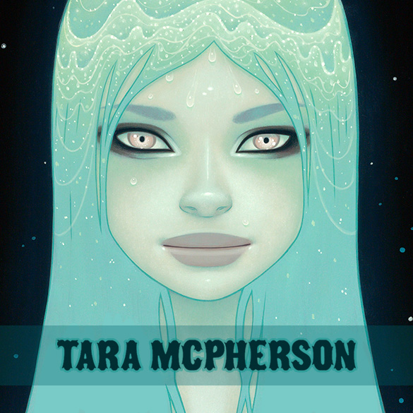 Logo for Tara McPherson