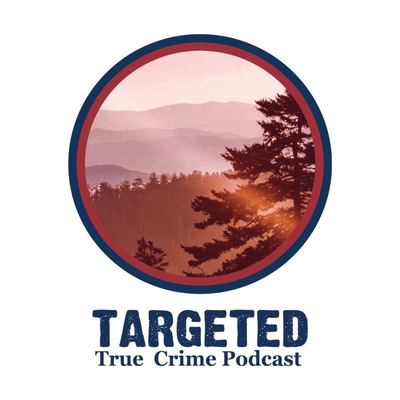 Targeted Podcast Mountain Logo Blue Men's Pullover Hoody by targetedpodcast's Artist Shop