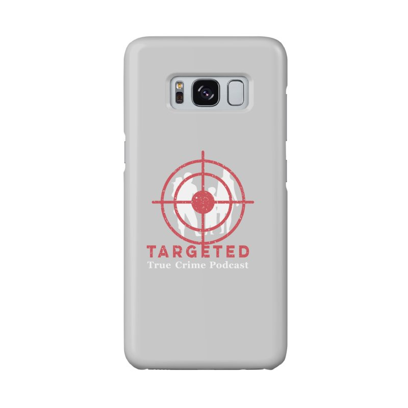 Targeted for Multicolor Backgrounds Accessories Phone Case by targetedpodcast's Artist Shop