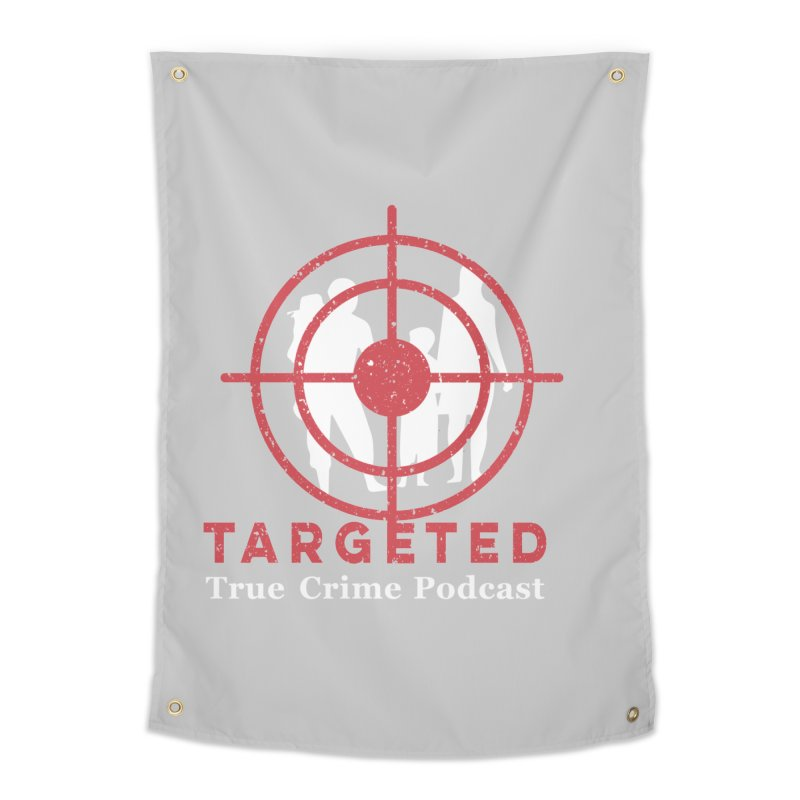 Targeted for Multicolor Backgrounds Home Tapestry by targetedpodcast's Artist Shop