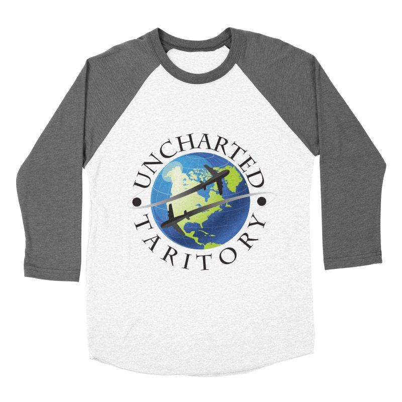Uncharted Taritory Logo Women's Baseball Triblend Longsleeve T-Shirt by UnchartedTaritory's Artist Shop