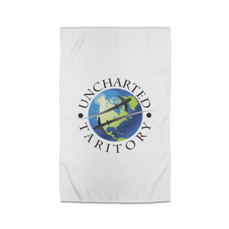 Uncharted Taritory Logo Home Rug by UnchartedTaritory's Artist Shop