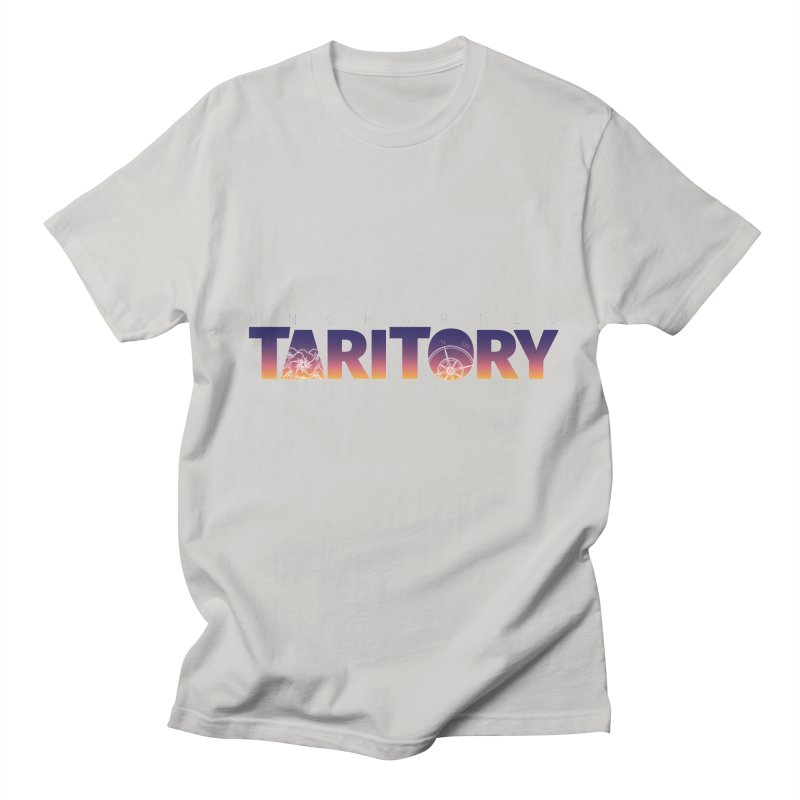 Uncharted Taritory Men's Regular T-Shirt by UnchartedTaritory's Artist Shop