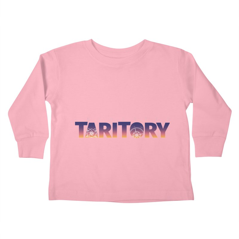 Uncharted Taritory Kids Toddler Longsleeve T-Shirt by UnchartedTaritory's Artist Shop