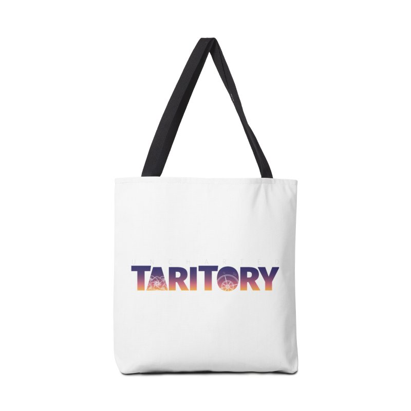 Uncharted Taritory Accessories Bag by UnchartedTaritory's Artist Shop