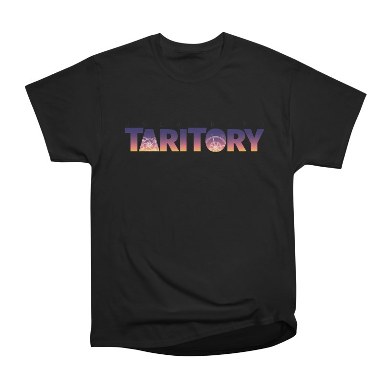 Uncharted Taritory Men's Heavyweight T-Shirt by UnchartedTaritory's Artist Shop