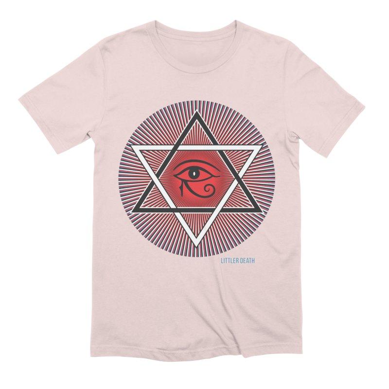 AHT Little Death in Men's Extra Soft T-Shirt Soft Pink by Tarotator shop