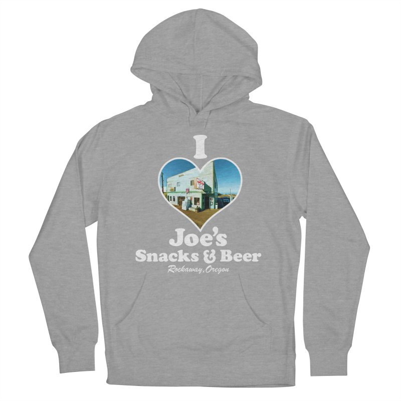 I Love Joe's Snacks & Beer Men's French Terry Pullover Hoody by Taterskinz