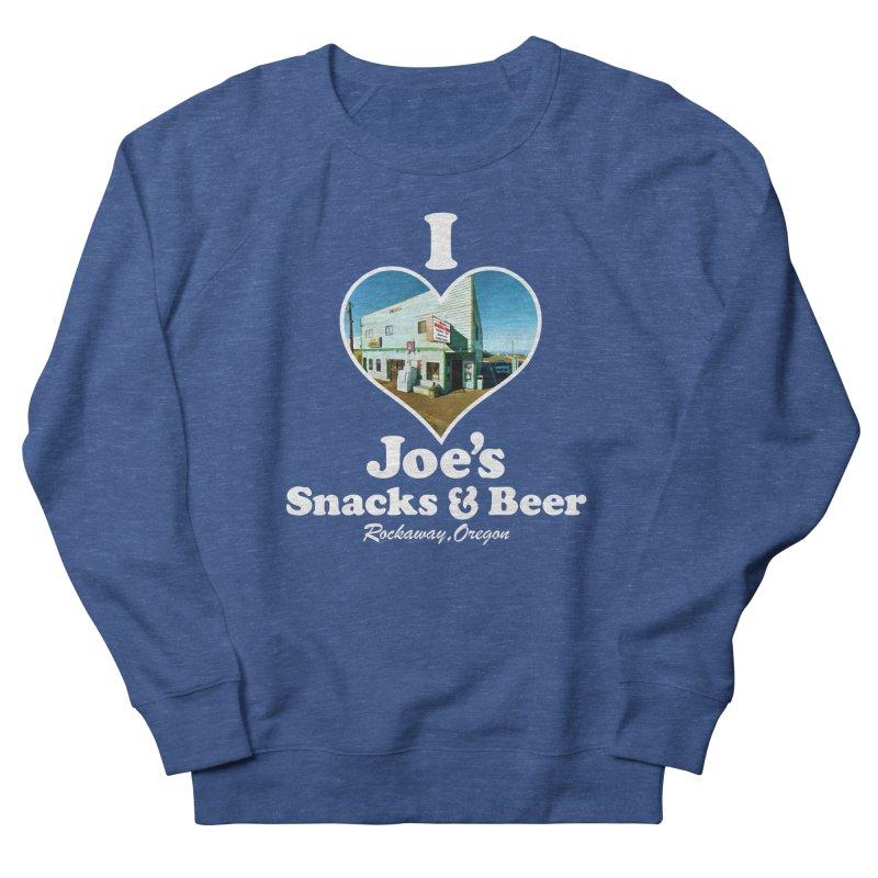 I Love Joe's Snacks & Beer Women's French Terry Sweatshirt by Taterskinz