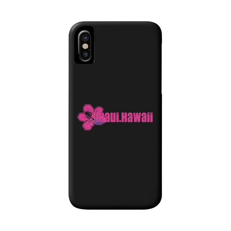 Maui Hawaii  Accessories Phone Case by Taterskinz