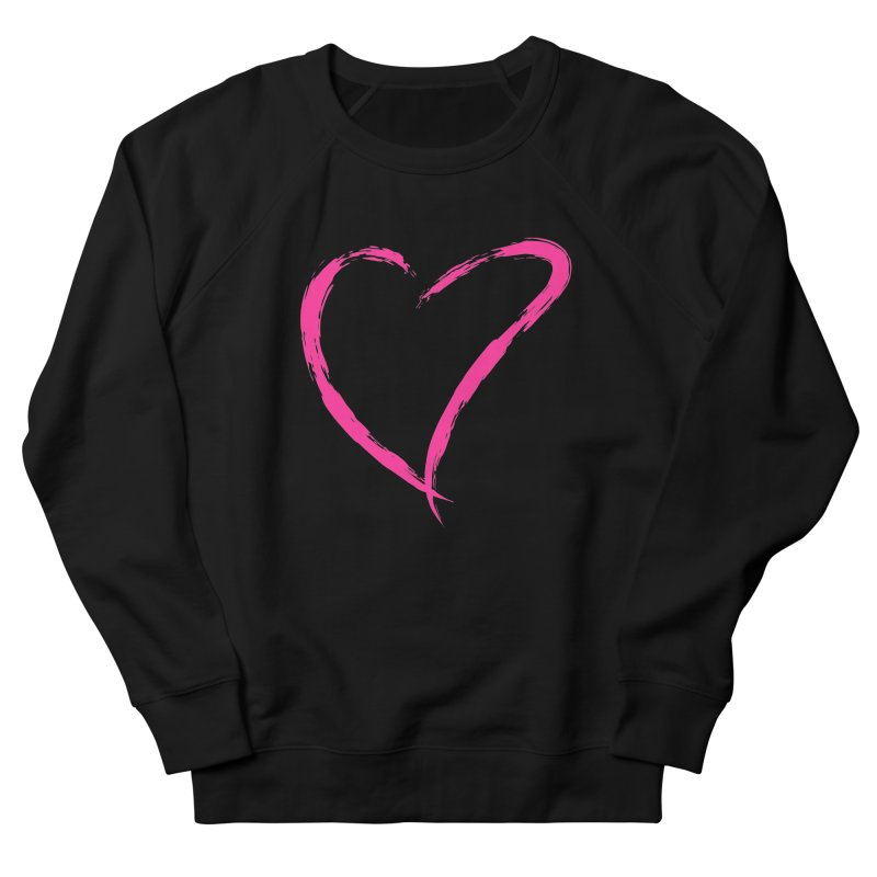 It's there Women's French Terry Sweatshirt by Taterskinz