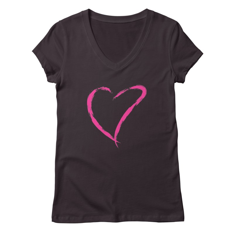 It's there Women's Regular V-Neck by Taterskinz