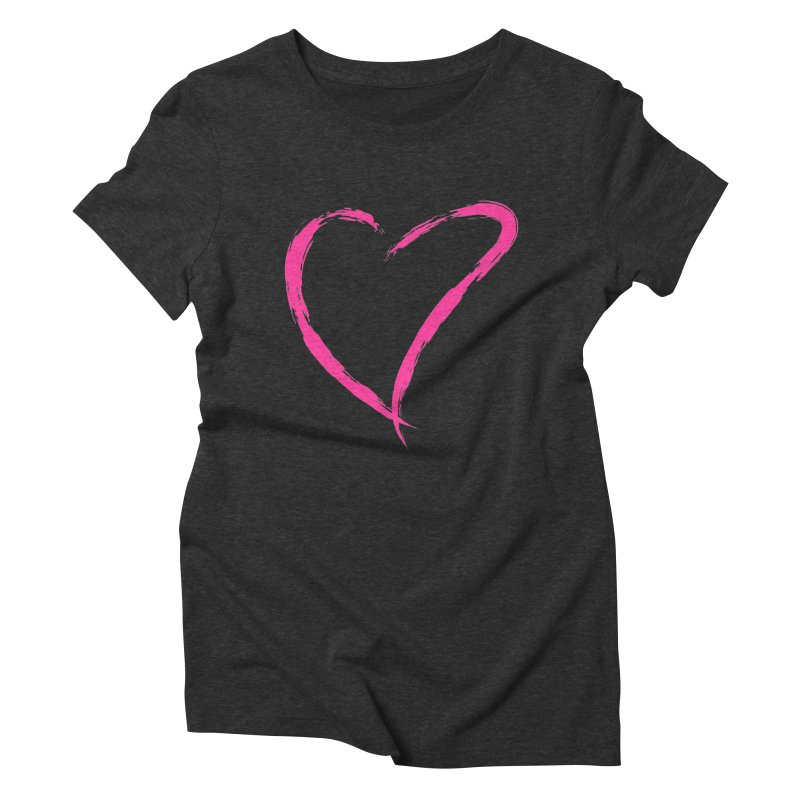 It's there Women's Triblend T-Shirt by Taterskinz