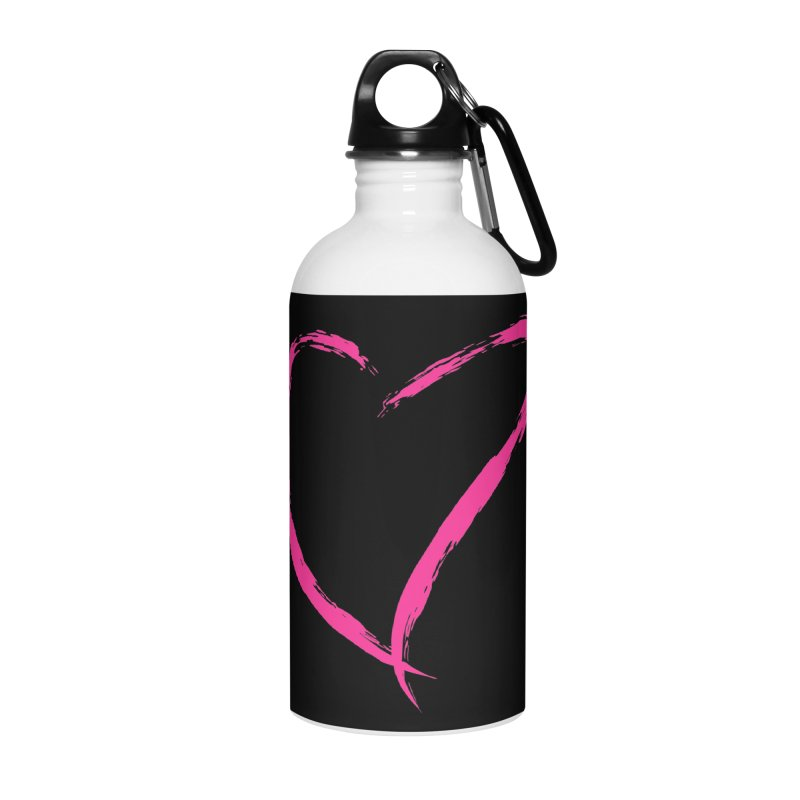 It's there Accessories Water Bottle by Taterskinz