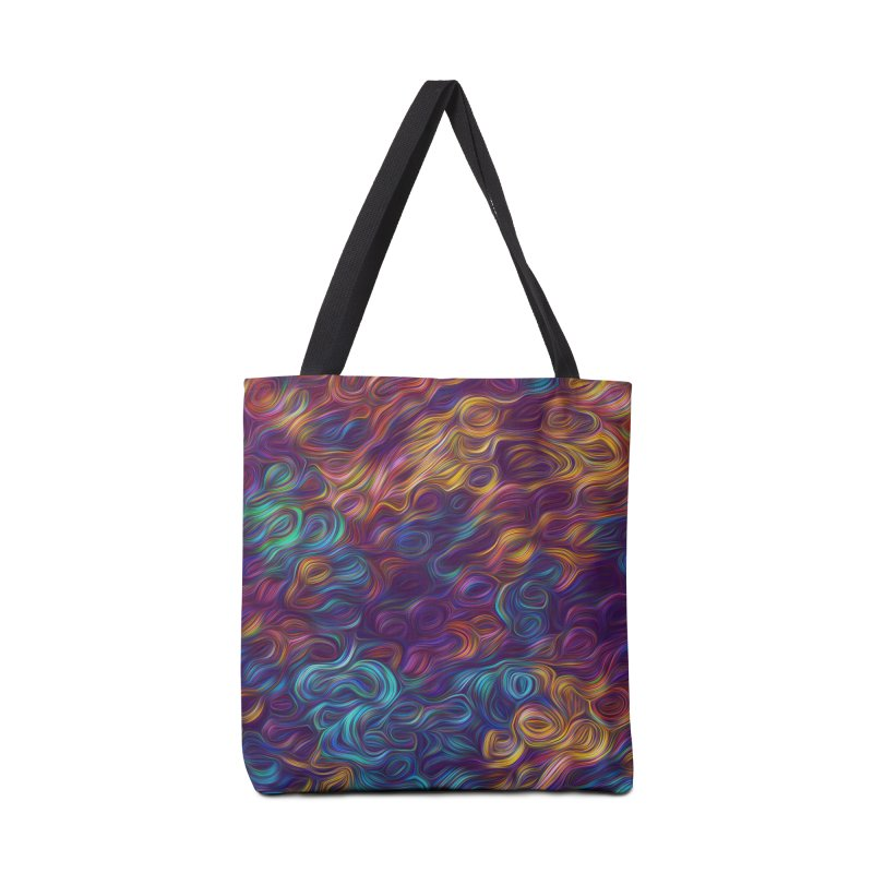Trippy Steam Accessories Bag by Tato