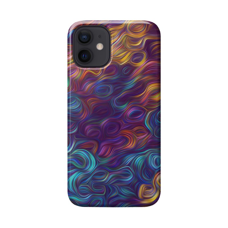 Trippy Steam Accessories Phone Case by Tato