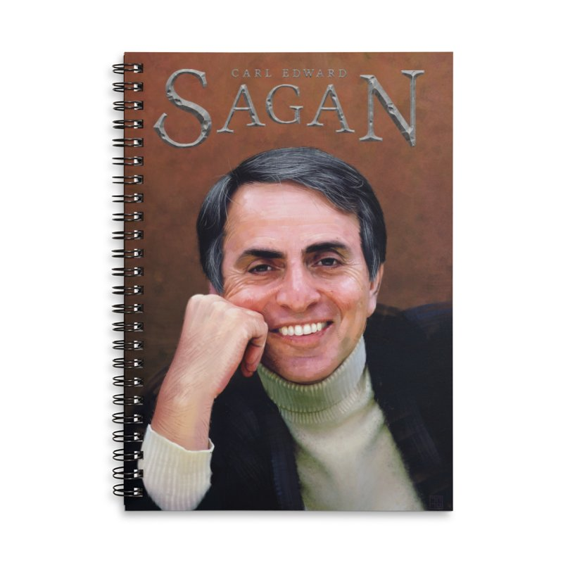 Sagan Accessories Notebook by Tato