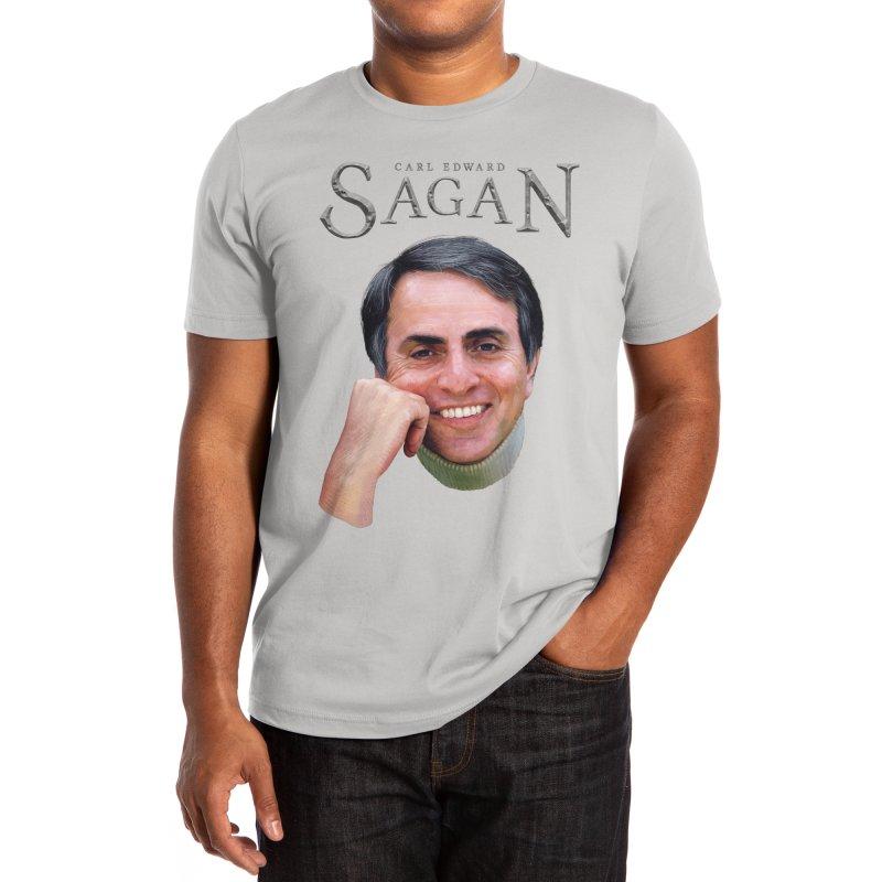 Sagan Men's T-Shirt by Tato