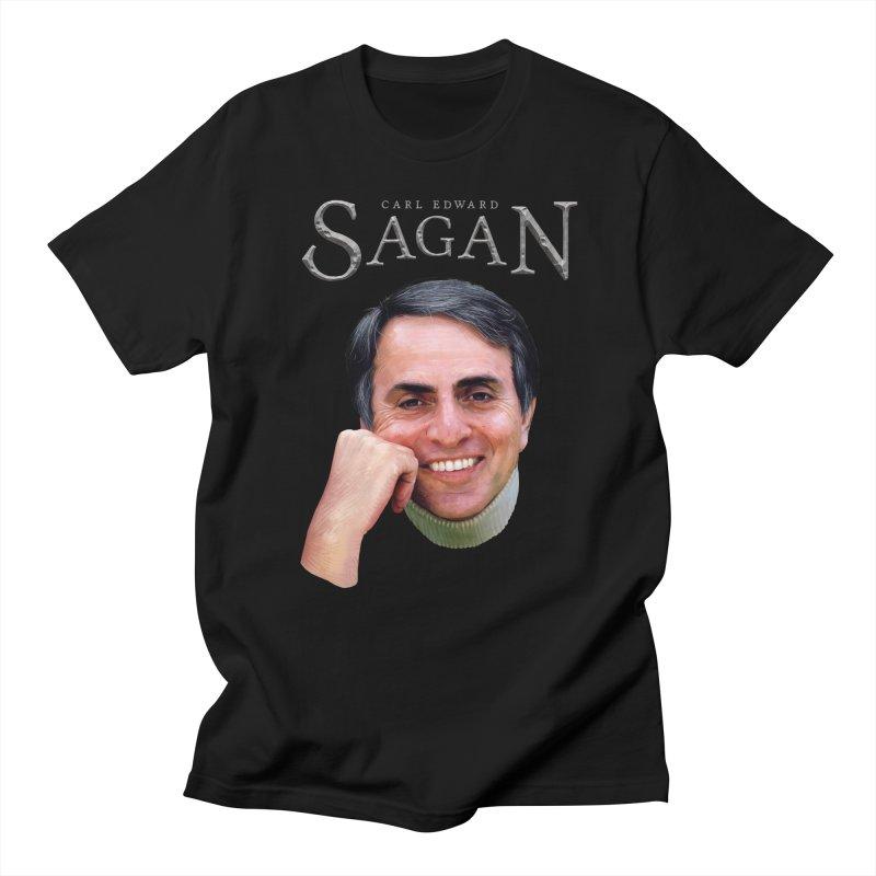 Sagan All Gender T-Shirt by Tato