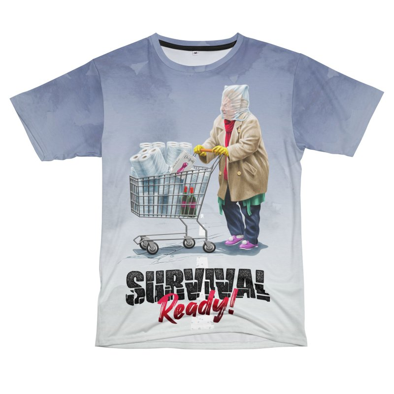 Survival Ready All Gender Cut & Sew by Tato