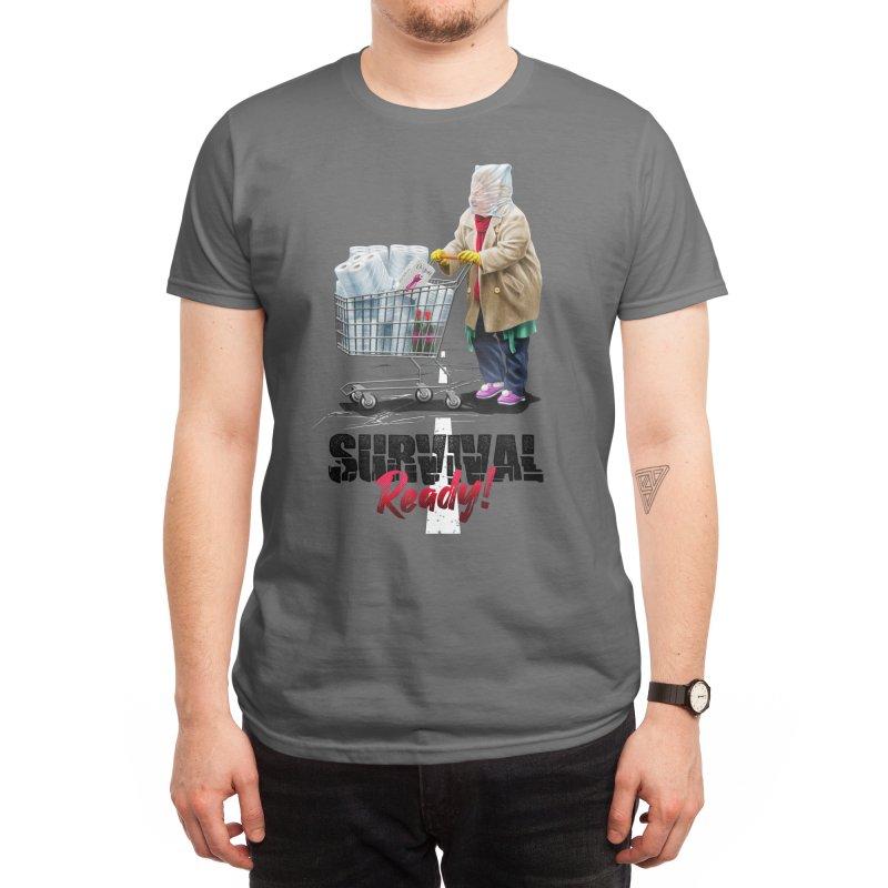 Survival Ready Men's T-Shirt by Tato