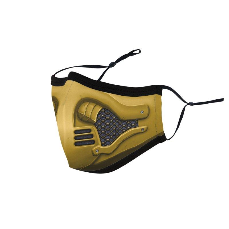 Kombat Accessories Face Mask by Tato