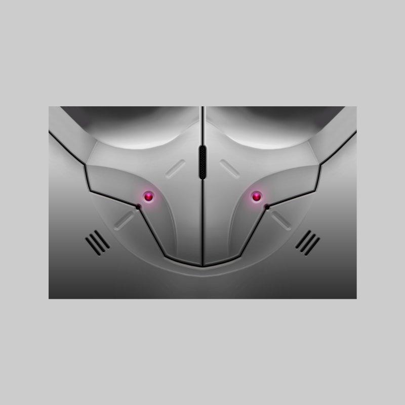 Smoke Ninja Accessories Face Mask by Tato