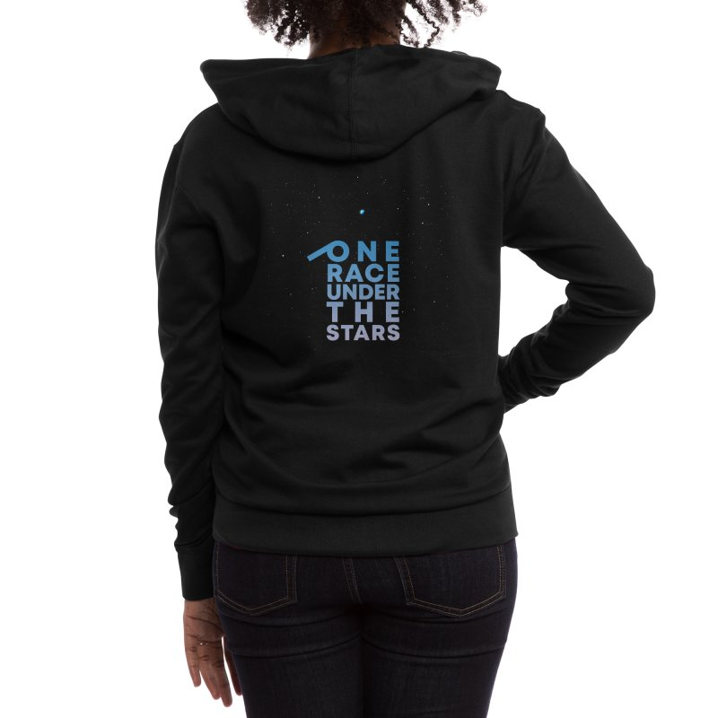 Together Women's Zip-Up Hoody by Tato