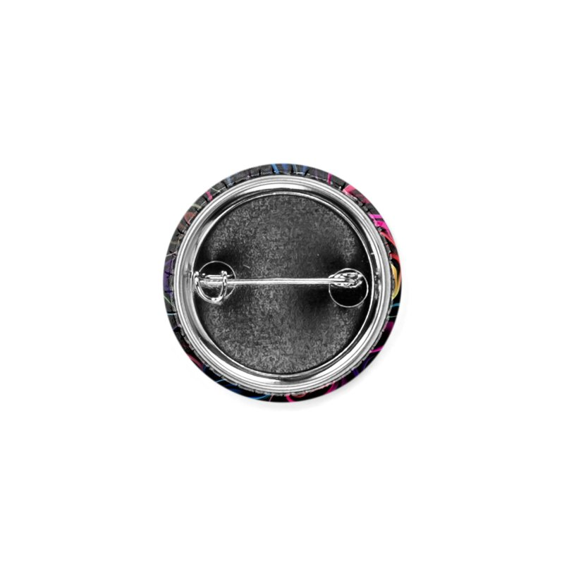 Dancing Colors Accessories Button by Tato