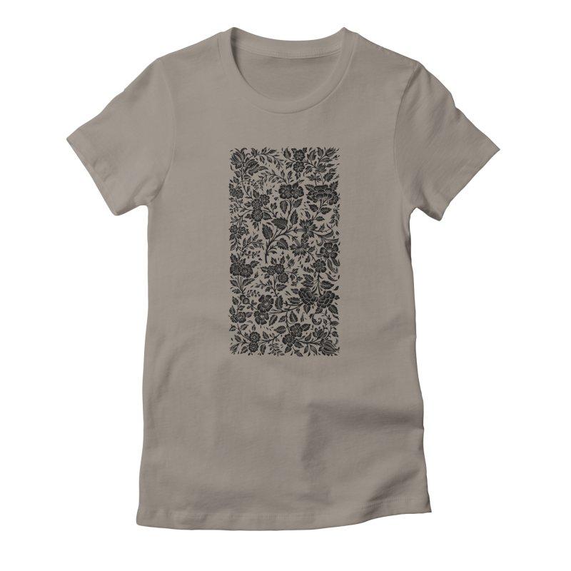 Dark Grace Feminine T-Shirt by Tato