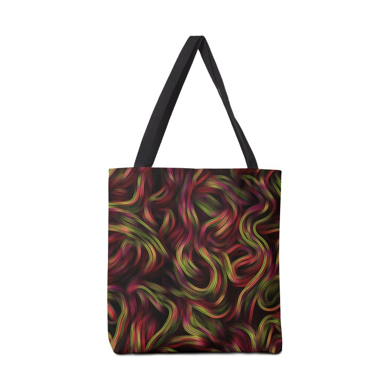 Autumn Spirit Accessories Bag by Tato