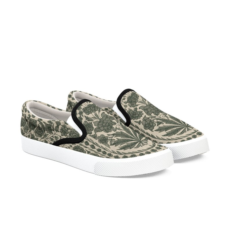 Fall Garden Feminine Shoes by Tato
