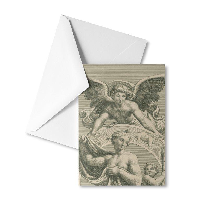 Venus Accessories Greeting Card by Tato