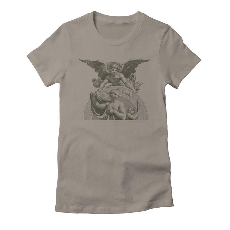 Venus Feminine T-Shirt by Tato