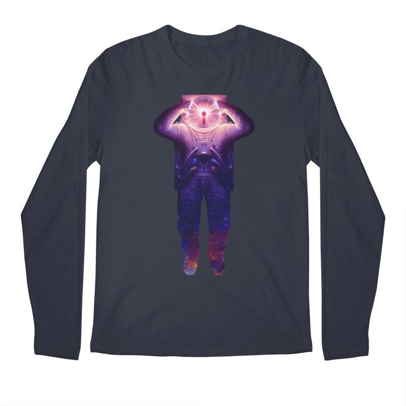 Plasmanaut All Gender Longsleeve T-Shirt by Tato