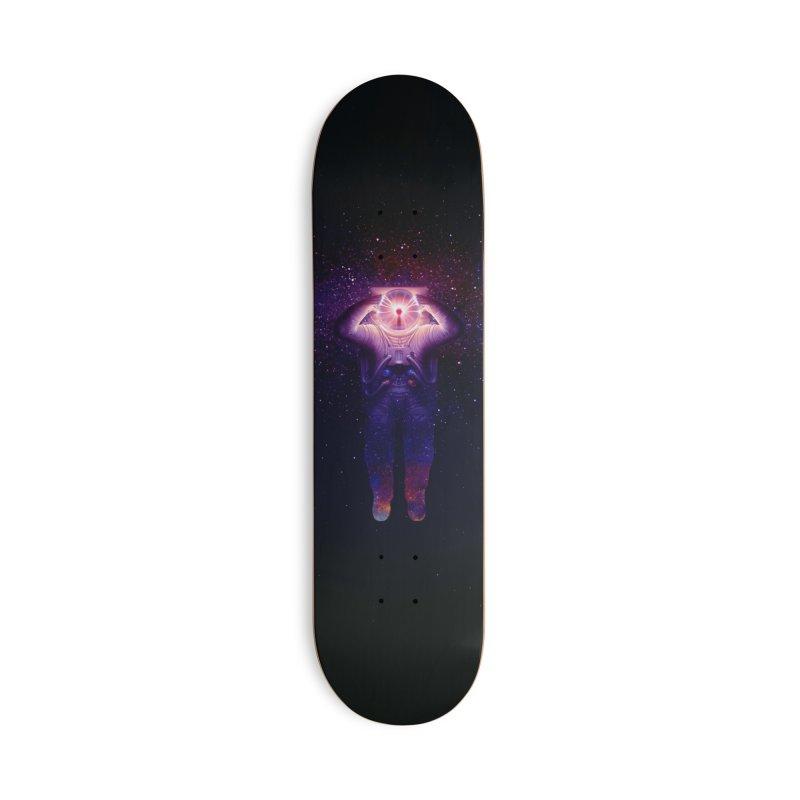 Plasmanaut Accessories Skateboard by Tato