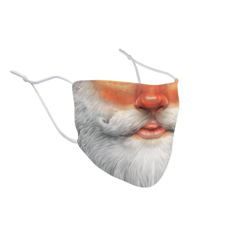 Santa Accessories Face Mask by Tato