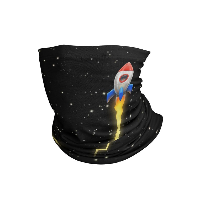 To the Moon Accessories Neck Gaiter by Tato
