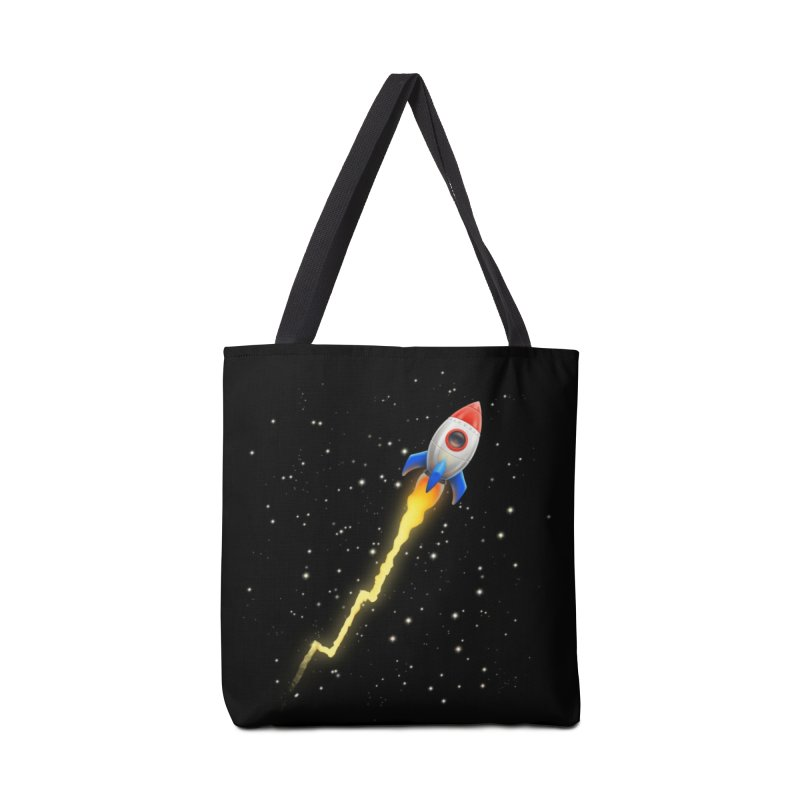 To the Moon Accessories Bag by Tato