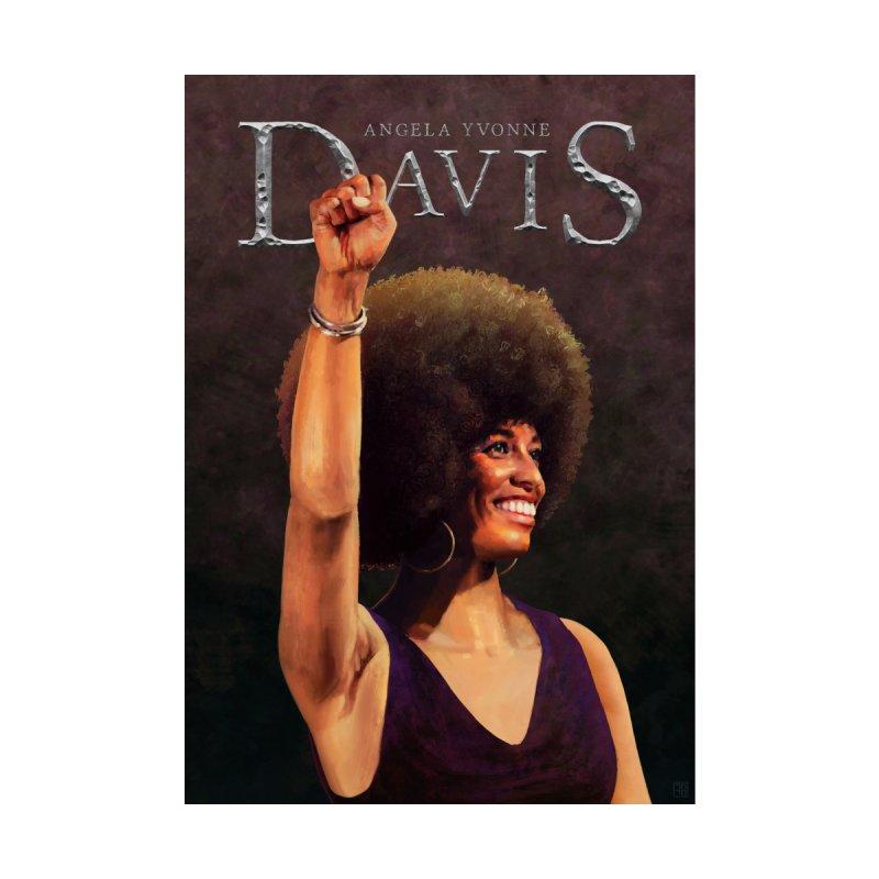 Angela Davis Accessories Notebook by Tato