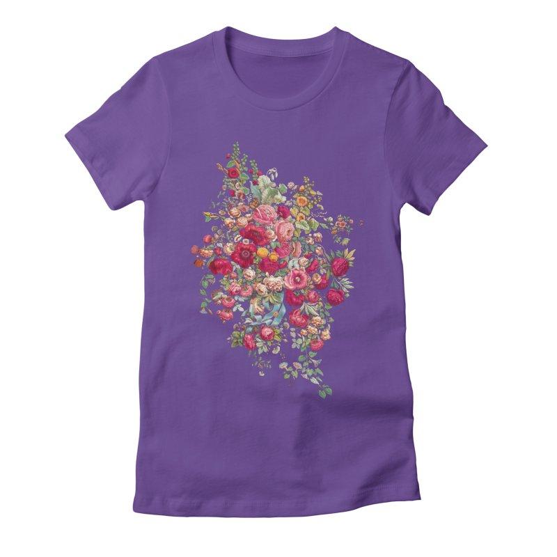 Eternal Spring Feminine T-Shirt by Tato