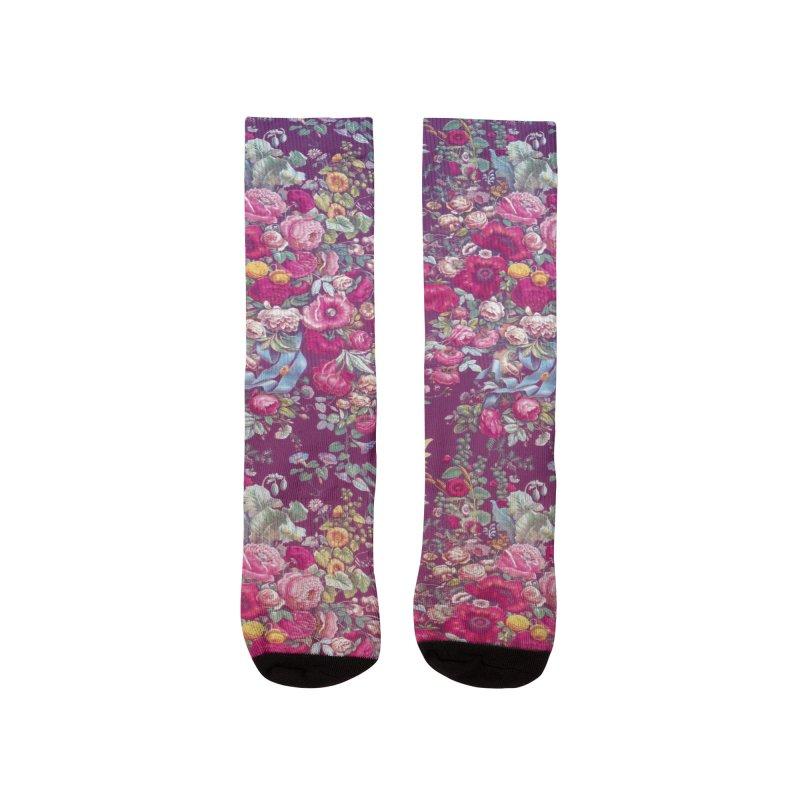 Eternal Spring Women's Socks by Carlos Tato
