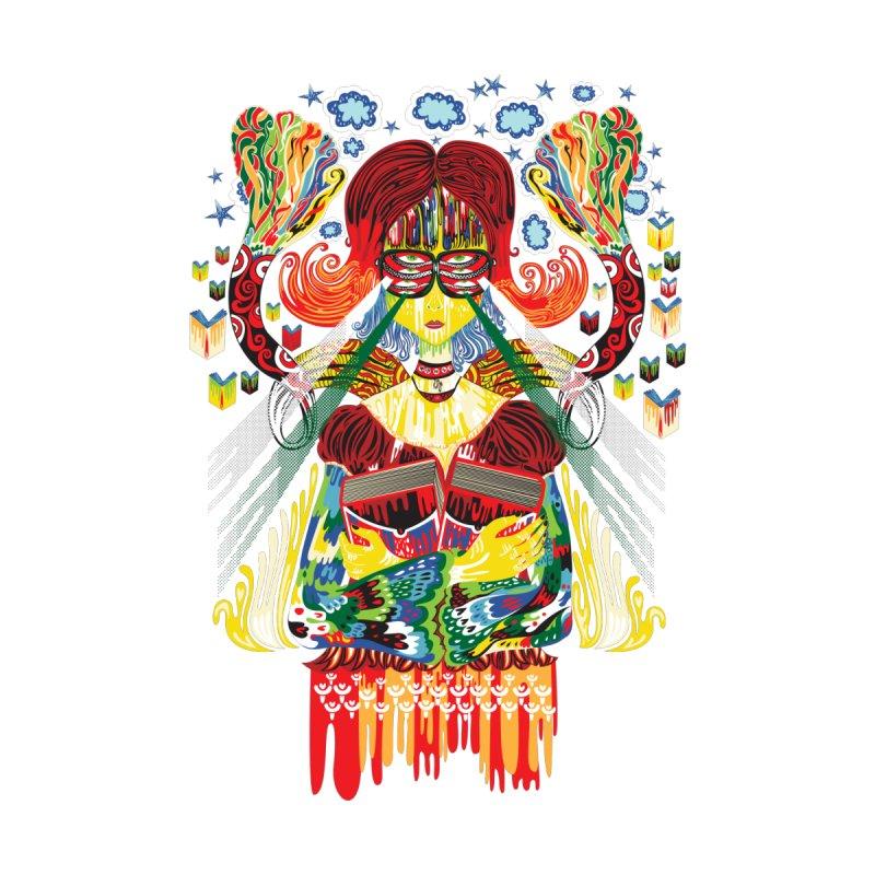 Nerd Goddess by Tauvikel