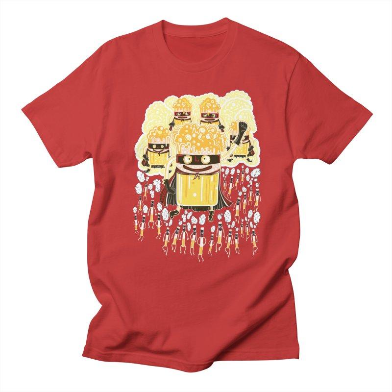 Stress Heroes Men's T-shirt by Tauvikel