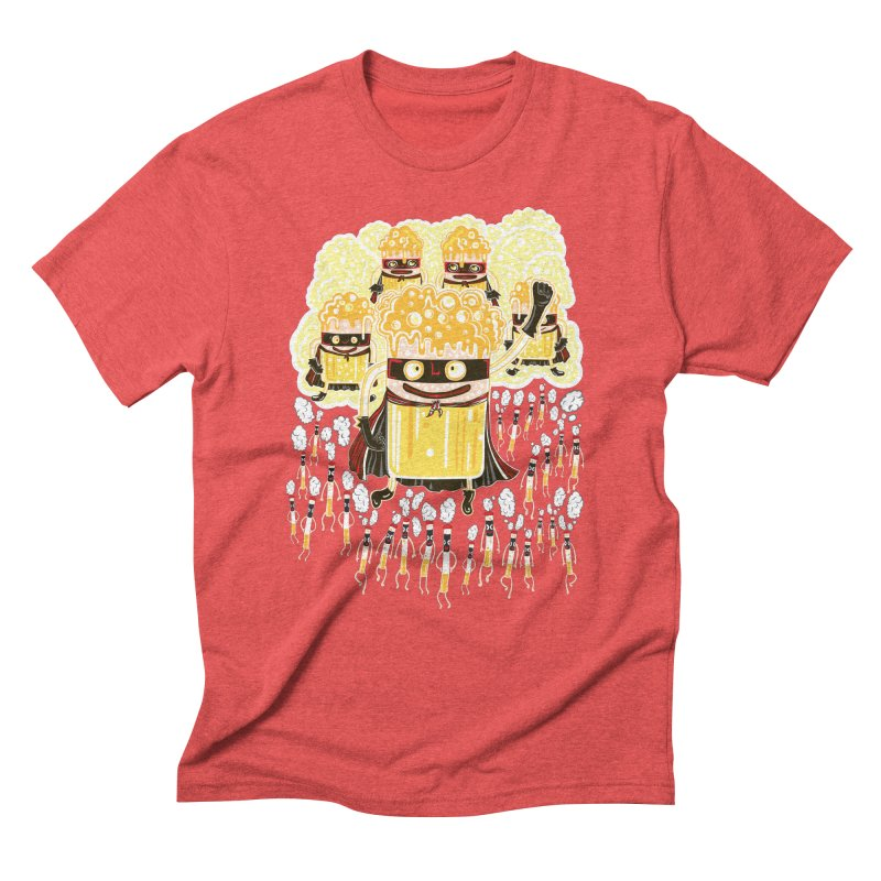Stress Heroes Men's Triblend T-Shirt by Tauvikel