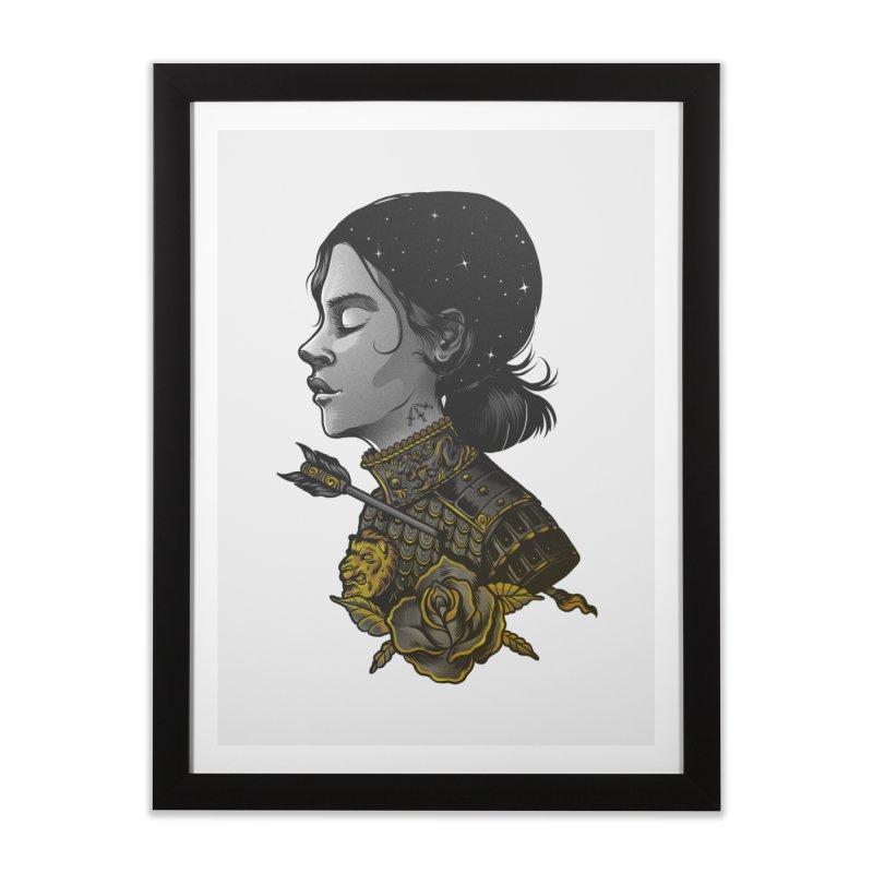 survivor Home Framed Fine Art Print by tavosantiago Shop