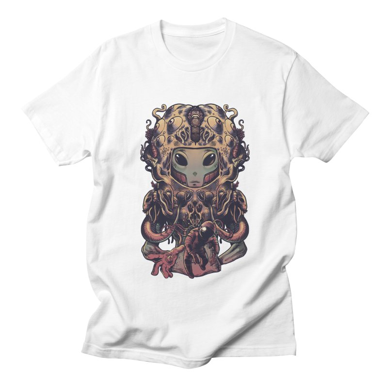Alien Women's Unisex T-Shirt by tavosantiago Shop